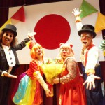 高須小学校クラウンサーカス
