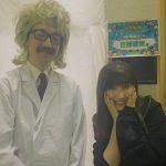 江古田博士がモーニング娘。'17佐藤優樹さんと共演