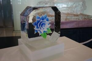 9.22 氷彫刻3