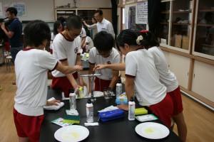 8.27 実験教室1