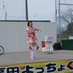女性ジャグラー 桜子 (大分)